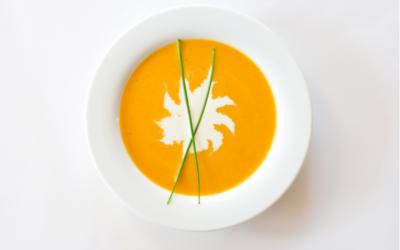 Curry Kürbissuppe